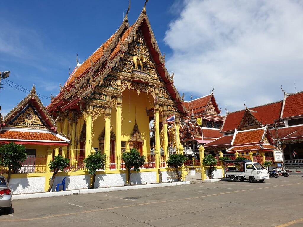 Tempelbygg