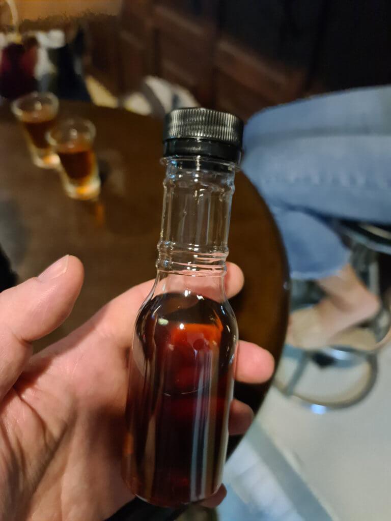 En flaske ya dong